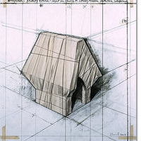 christo-snoopyhouse